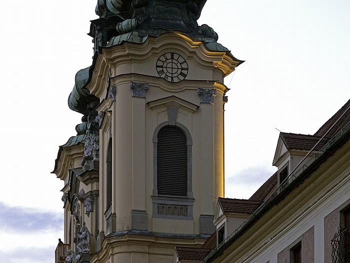 Linz Rathausviertel: Ursulinenkirche