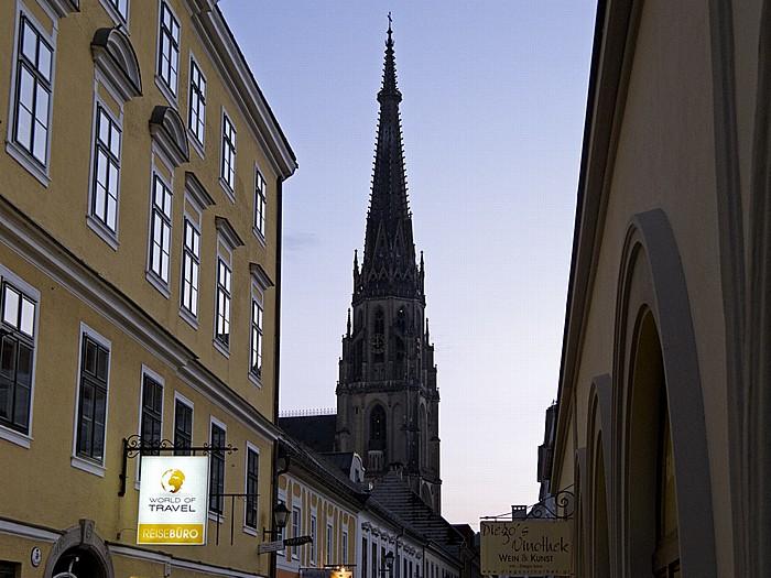 Linz Altstadtviertel: Mariendom (Neuer Dom)