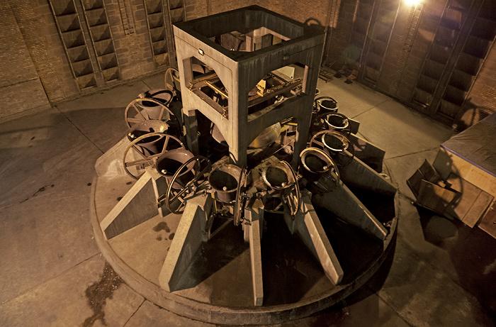 Liverpool Cathedral: Glockengeläut