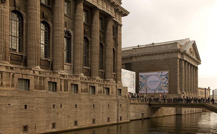 Museumsinsel: Pergamonmuseum Berlin
