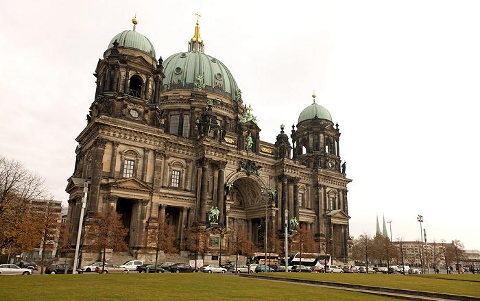 Mitte: Museumsinsel - Berliner Dom, Lustgarten