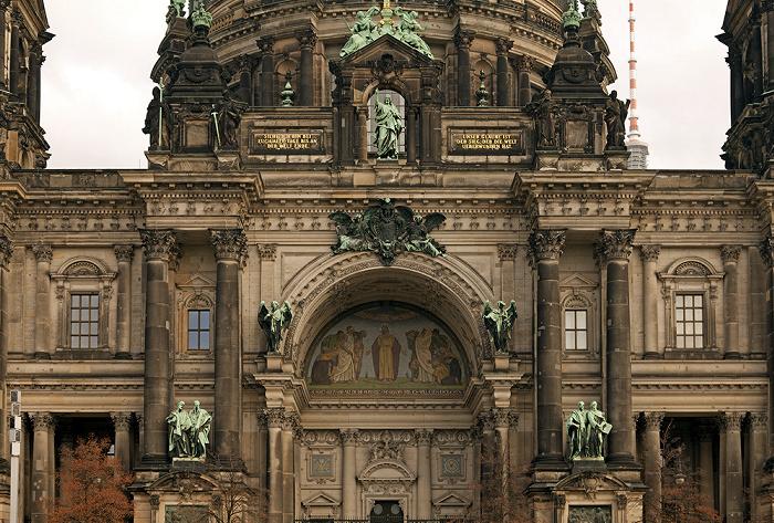 Museumsinsel: Berliner Dom Berlin 2011