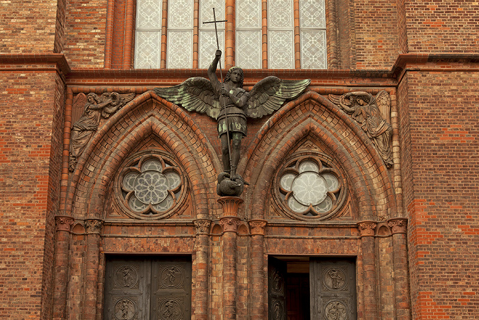 Berlin Friedrichswerdersche Kirche