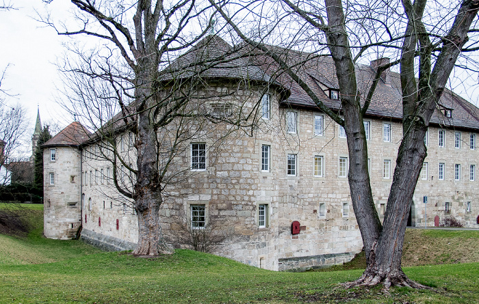 Schorndorf Altstadt: Burgschloss