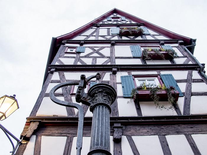 Schorndorf Altstadt: Römmelgasse