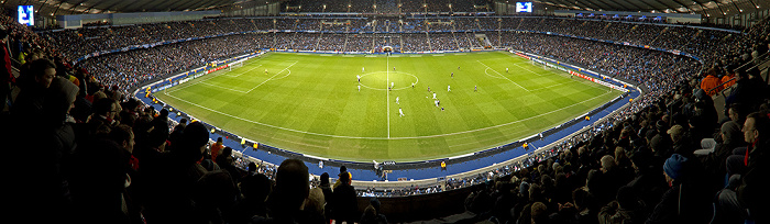 City of Manchester Stadium (Etihad Stadium)