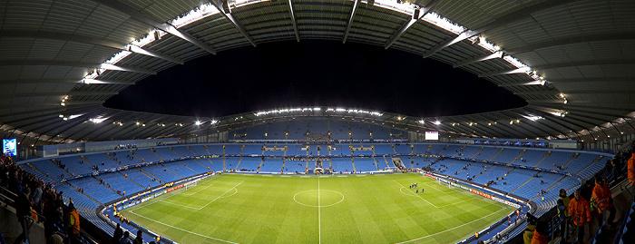 City of Manchester Stadium (Etihad Stadium)