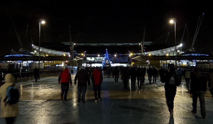 Sportcity: City of Manchester Stadium (Etihad Stadium)