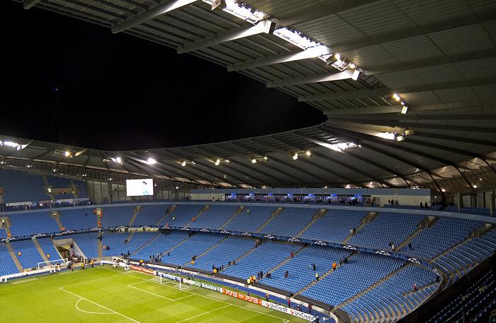 City of Manchester Stadium (Etihad Stadium): Nordkurve