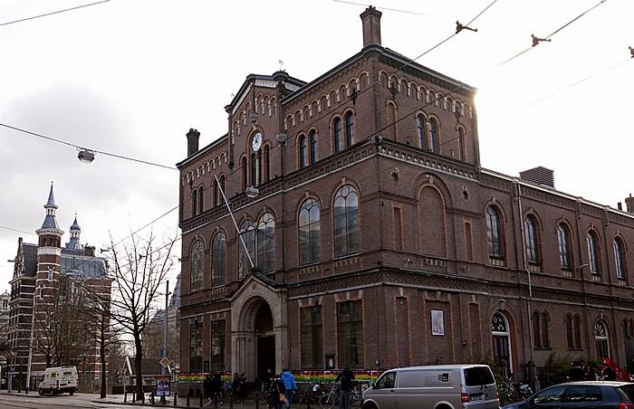 Amsterdam Weteringschans: Paradiso