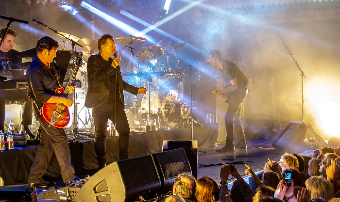 Amsterdam Paradiso: Simple Minds