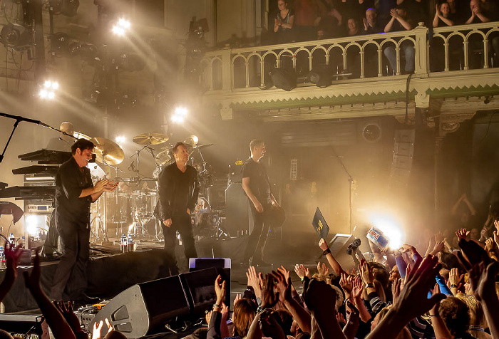 Paradiso: Simple Minds Amsterdam