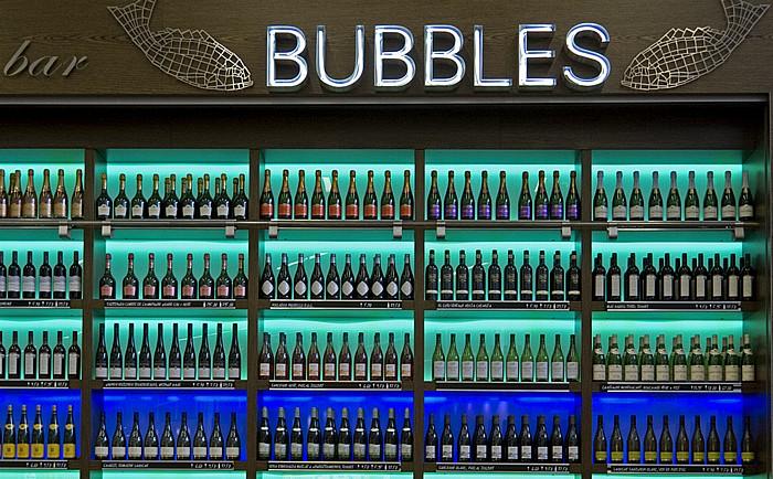 Amsterdam Flughafen Schiphol: Bubbles