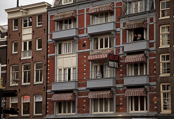 Centrum: Damrak - Delta Hotel Amsterdam