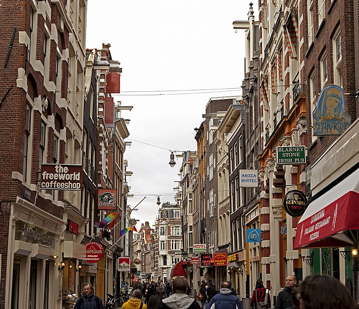 Centrum: Nieuwendijk Amsterdam
