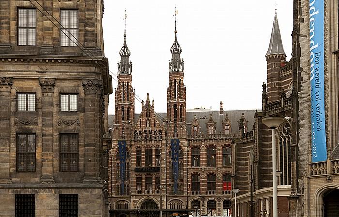 Centrum: Dam - Einkaufszentrum Magna Plaza Amsterdam