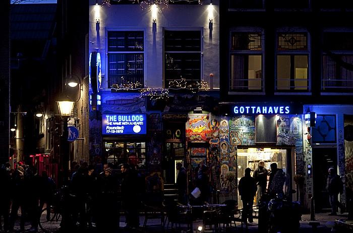 Centrum: De Wallen - Oudezijds Voorburgwal Amsterdam
