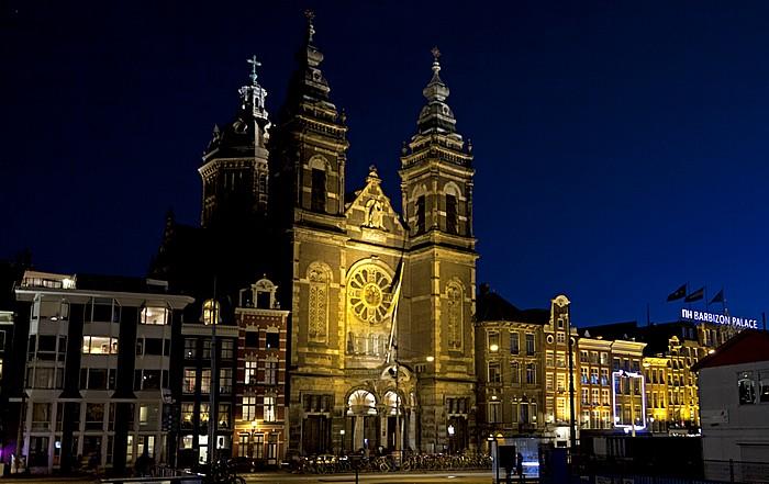 Centrum: Sint-Nicolaaskerk (Nikolaikirche) Amsterdam
