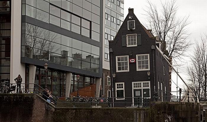 Oudeschans: Café de Sluyswacht Amsterdam