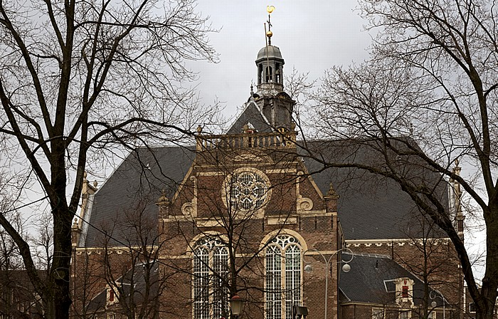 Prinsengracht: Noorderkerk Amsterdam