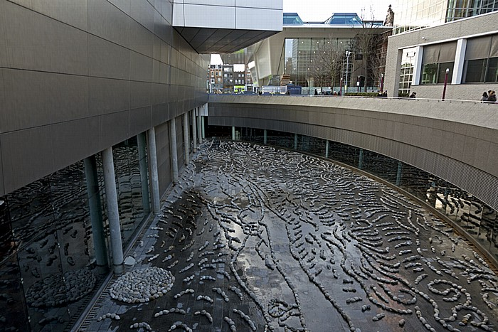 Museumplein: Van Gogh Museum Amsterdam