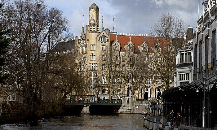 Singelgracht, American Hotel Amsterdam