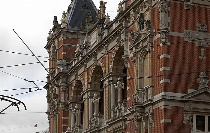 Leidseplein: Stadsschouwburg Amsterdam (Stadttheater Amsterdam) Amsterdam
