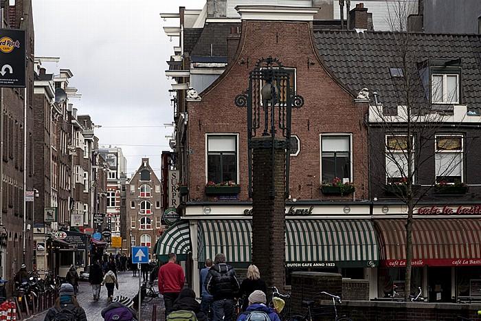Leidseplein, Leidsestraat Amsterdam