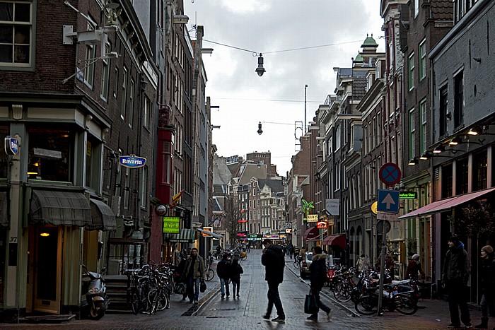 Centrum: Reguliersdwarsstraat Amsterdam