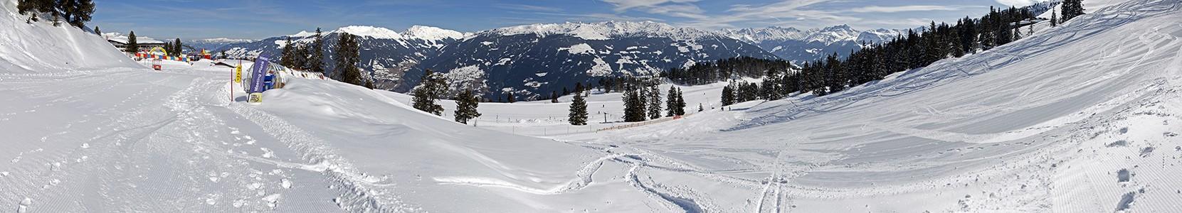 Hochzillertal Kitzbüheler Alpen