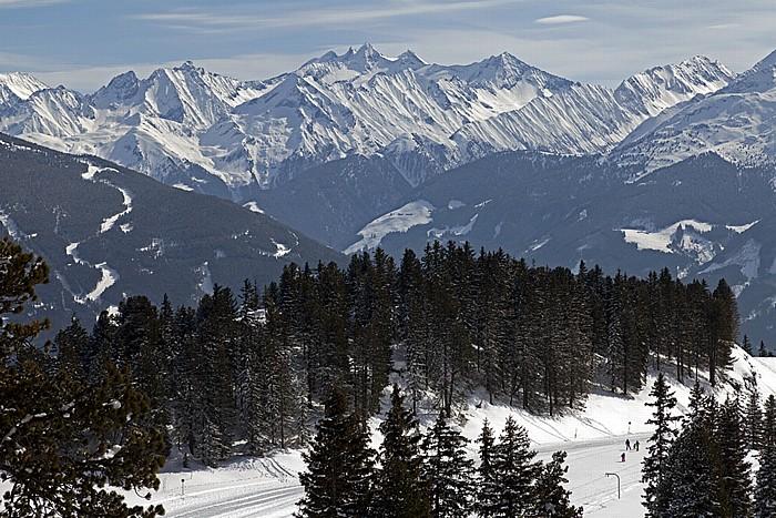 Hochzillertal Zillertaler Alpen