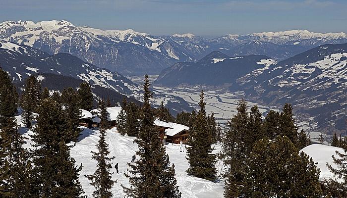 Hochzillertal Rofangebirge (Brandenberger Alpen)