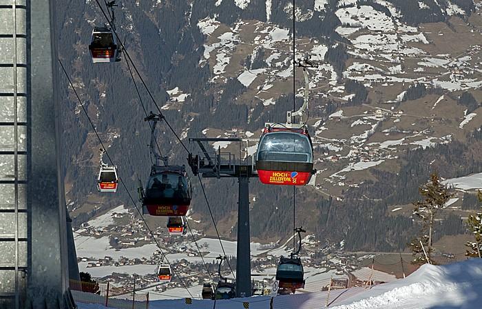 Bergbahn Hochzillertal