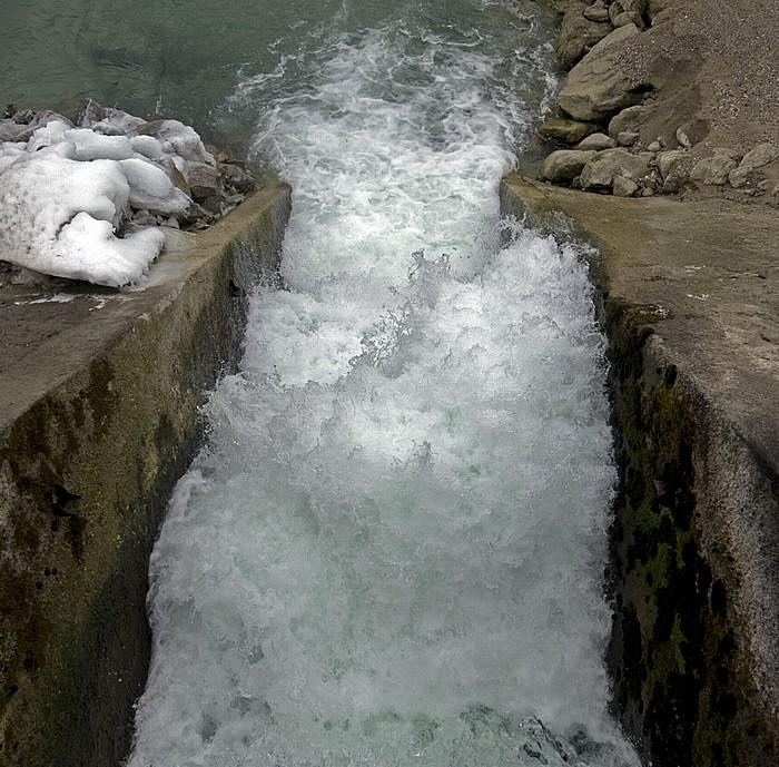 Achenkirch Achensee: Zufluss