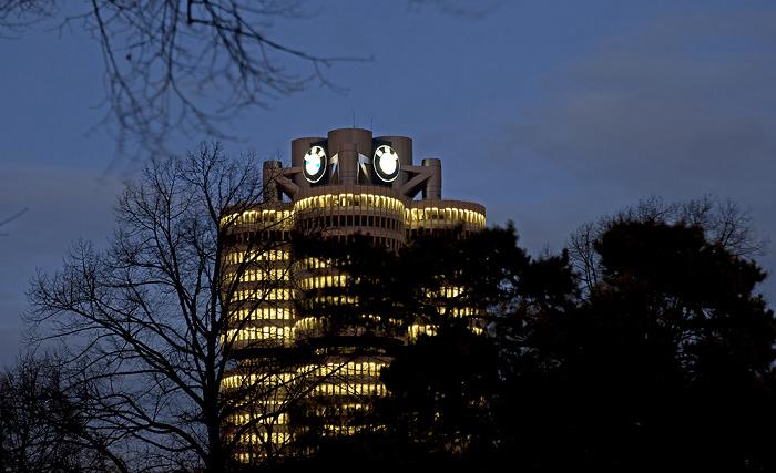 München BMW-Hochhaus