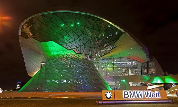 München BMW Welt