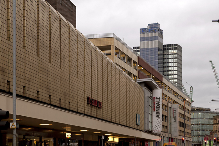 High Street: Manchester Arndale (The Arndale Centre)