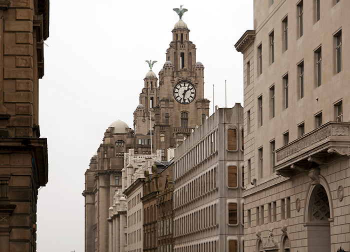 Liverpool Water Street Royal Liver Building