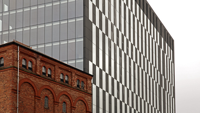 Liverpool Mann Island Buildings