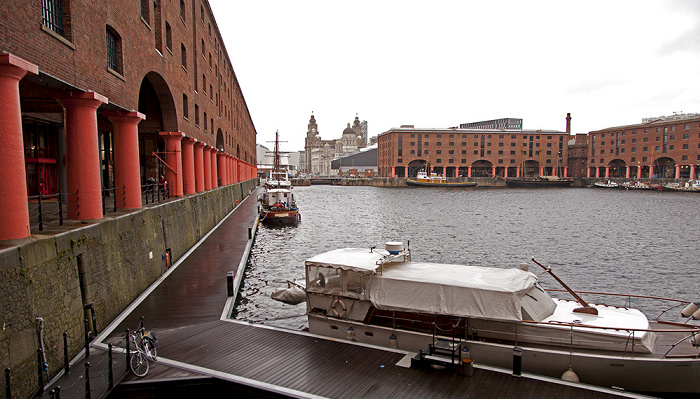 Port of Liverpool: Albert Dock