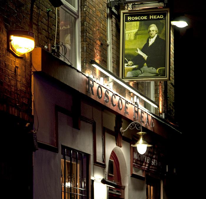 Liverpool Roscoe Street: Roscoe Head Pub