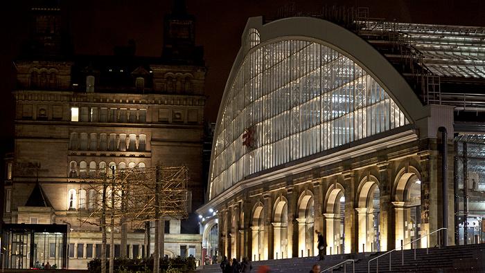 Liverpool Lime Street Station