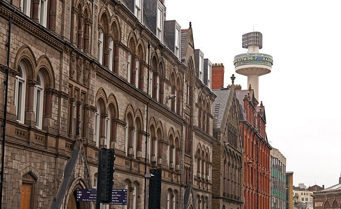 Liverpool Crosshall Street Radio City Tower