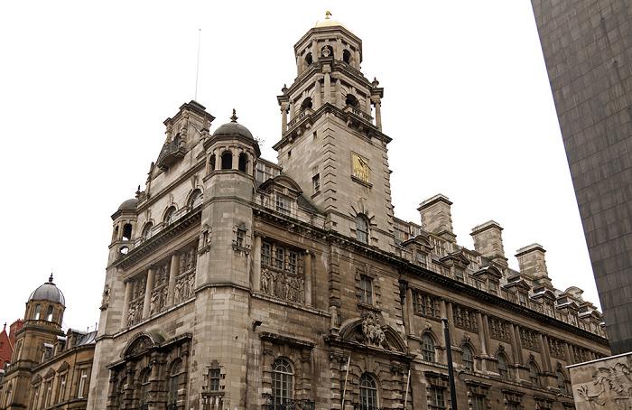 Liverpool Dale Street / North John Street: Royal Insurance Building