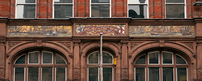 Liverpool Castle Street: British and Foreign Marine Insurance Company Building