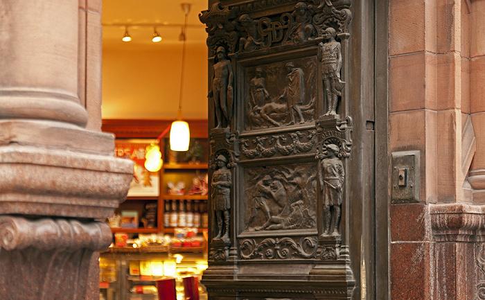 Liverpool Castle Street: Caffe Nero