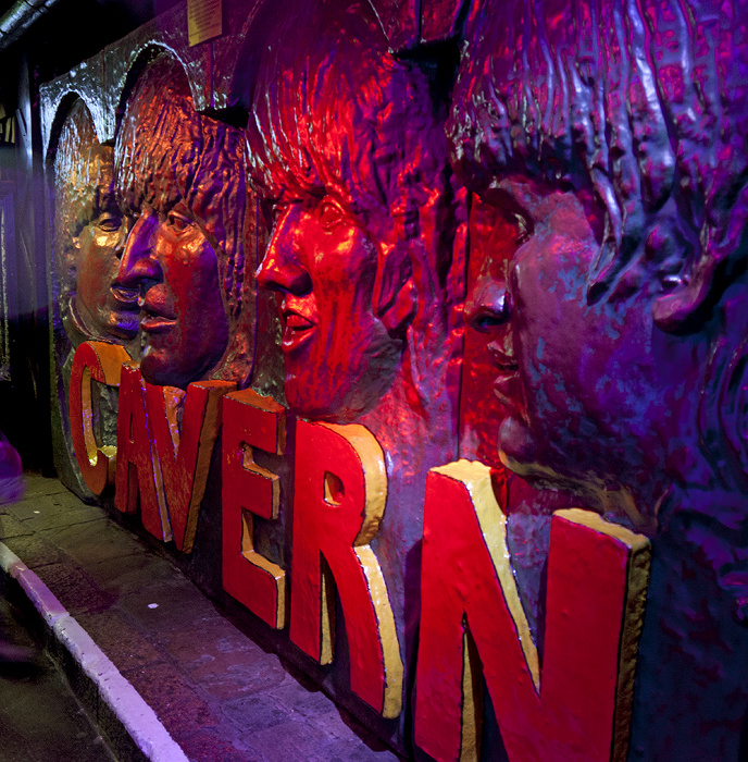 Liverpool The Cavern Club: The Beatles