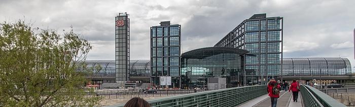Hauptbahnhof Berlin 2011