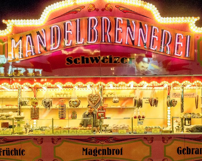 Cannstatter Wasen: Stuttgarter Frühlingsfest