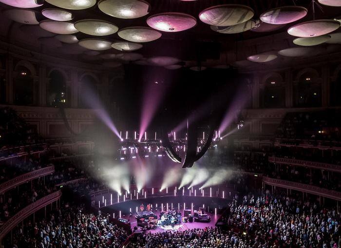 Royal Albert Hall: Eric Clapton & Steve Winwood London